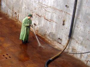 зачистка резервуаров от нефтепродуктов